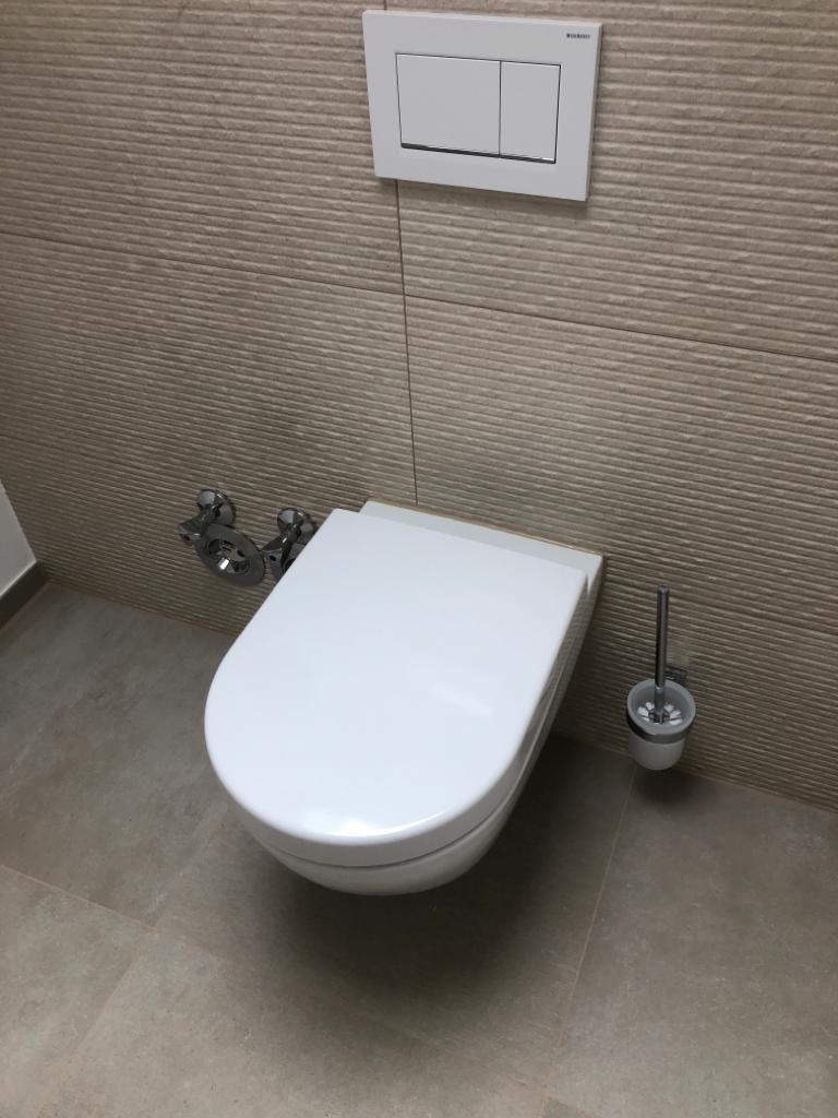 Wand WC - Aichtal